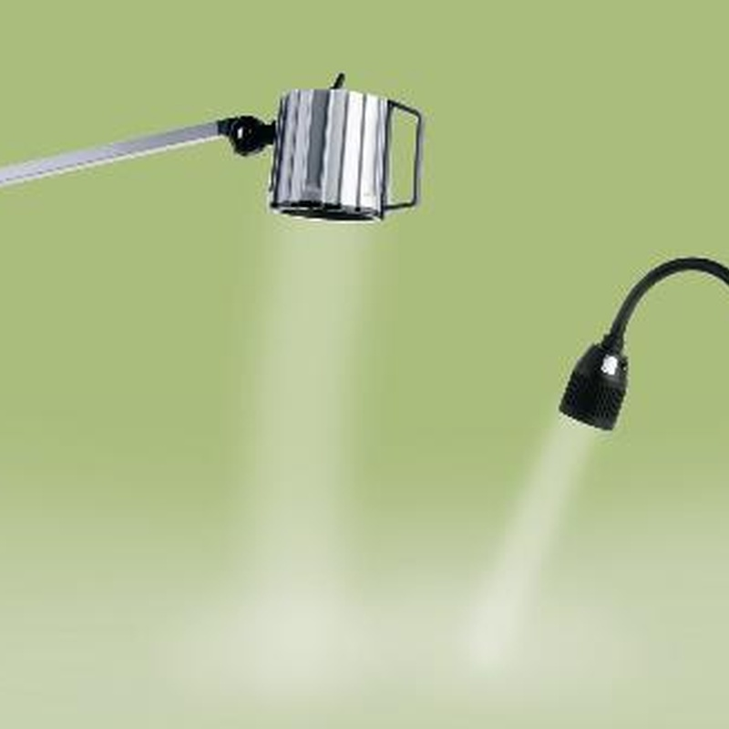 Lampara LED articulada : Productos de PLUS CLINIC