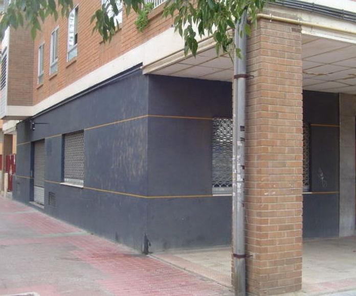 Actur - Zalfonada, calle Augusto Bebel nº 3. Local de 147 mts útiles: Inmuebles de Fincas Goya