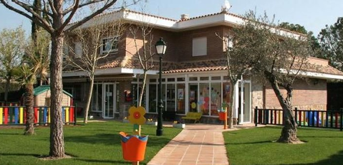 Escuela infantil bilingüe en Móstoles