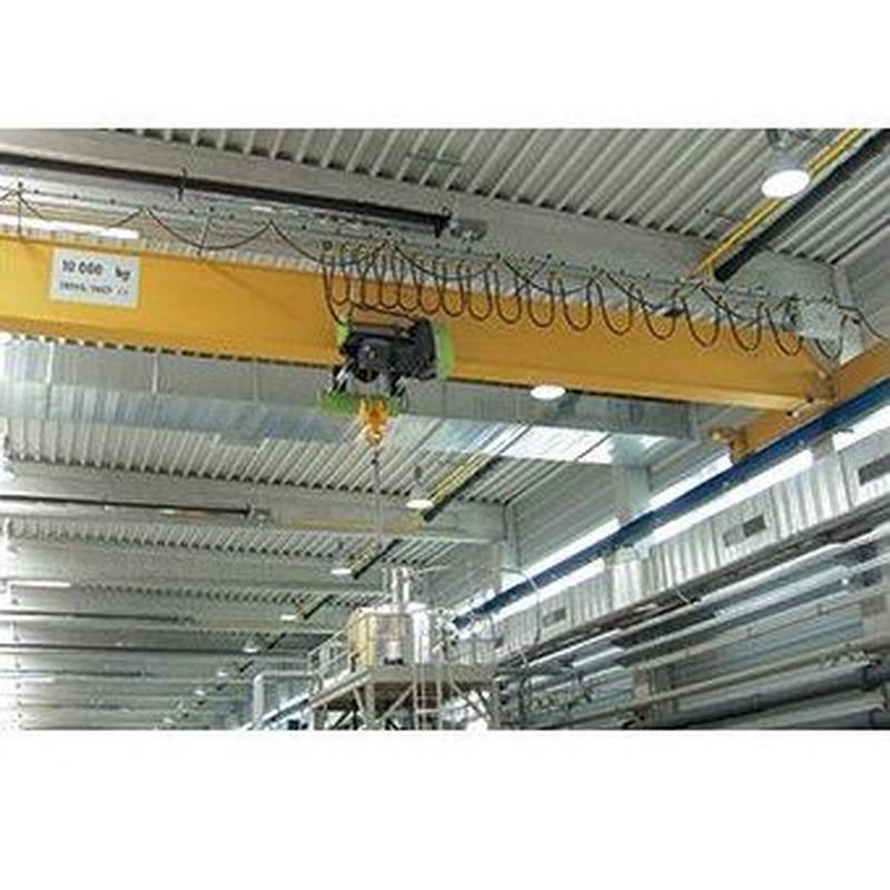 Puentes grúa : Productos  de Elevación Industrial Puentes Grúa