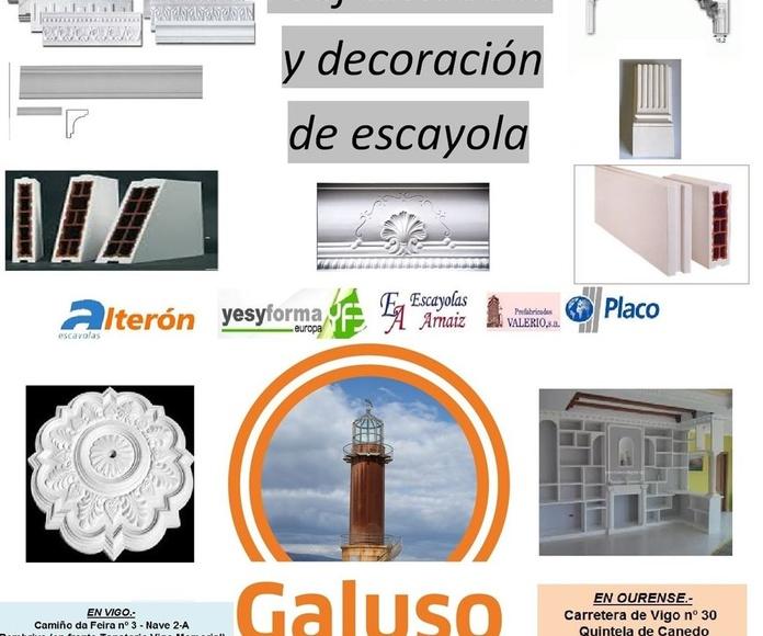 TARIFA-CATALOGO PREFABRICADOS 2017: Catálogo de Galuso