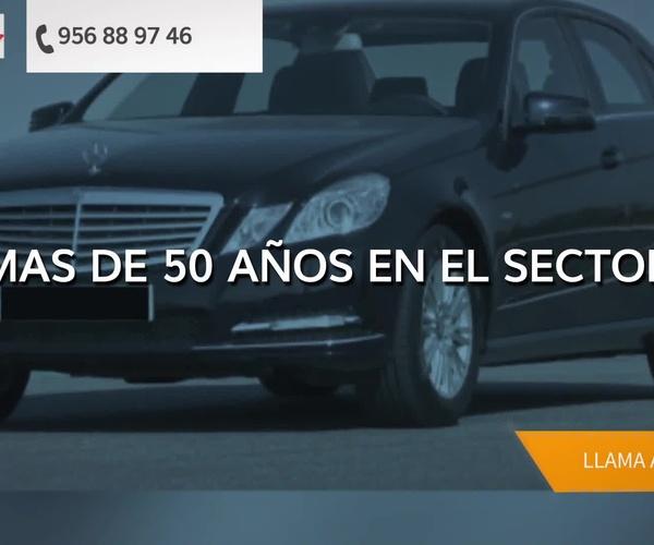 Alquiler de coches con conductor en Cádiz | Autos Rico Rent a Car