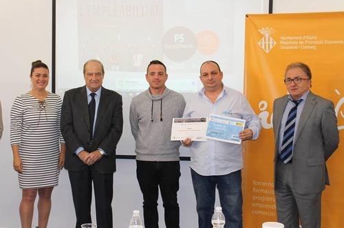 Premio Mejor proyecto empresarial 2017