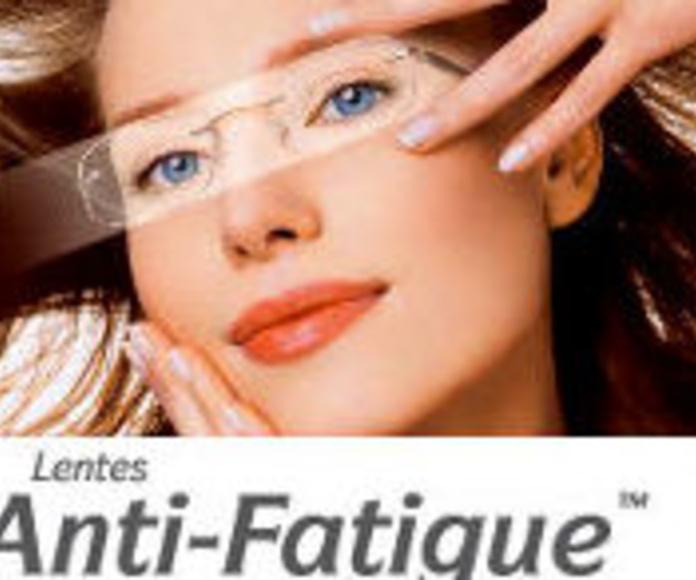 lentes antifatiga: CATÁLOGO de Centro Óptico Villasan
