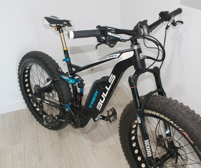 BULLS FATBIKE MONSTER FS 2.990 €: Productos de Bultaco & Bike Doctor