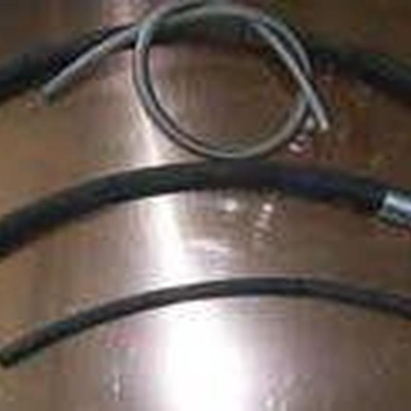Mangueras y accesorios hidraulicos: Servicios de Taller Agrícola Yepabely