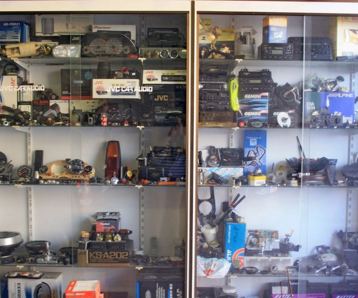 Accesorios y montaje: Servicios de Auto Electric M. García