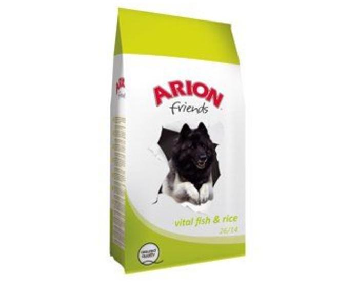 Arion Friends: Nuestros productos de Nutrinatura