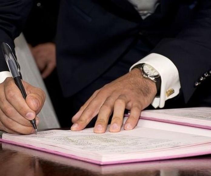 Gestión de notaria  : Servicios   de Asesoría Torre