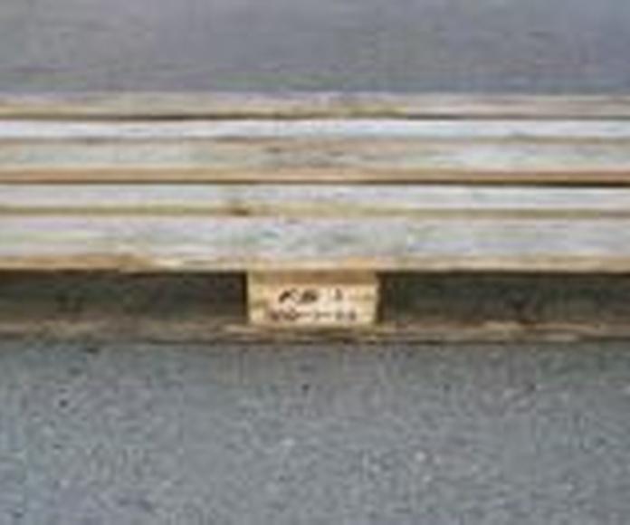 Palets usados: Catálogo de Madera Cepa, C.B.