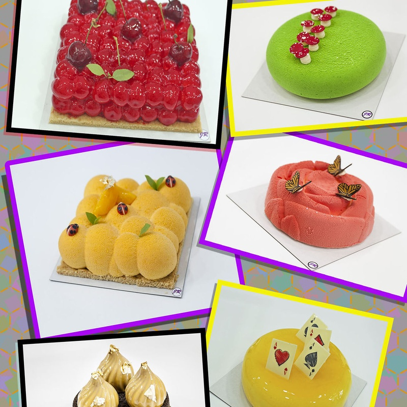 CAKE ORDERS: Our Products de JESÚS JAVIER GALLEGO NICASIO RAMOS