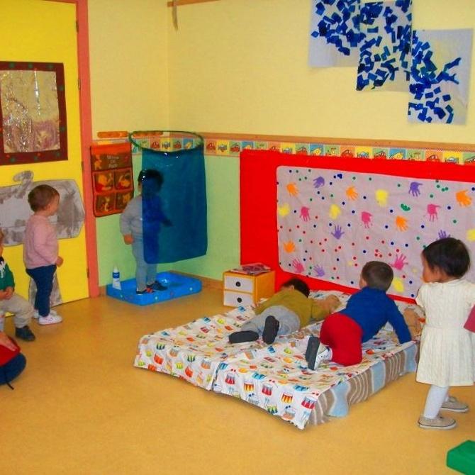 4 signos inequívocos de un buen centro infantil
