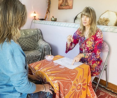Terapia energética con péndulo terapéutico y sanación astral (También a distancia)