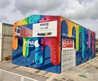 Cubeta: Nuestros servicios de Élite Pinturas