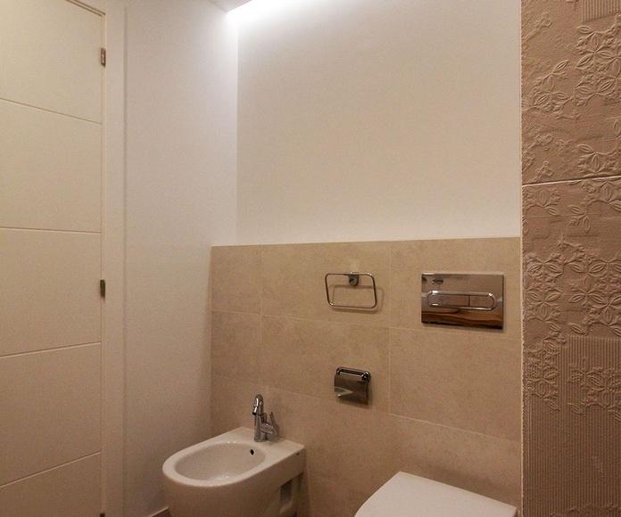 WL90 Reforma integral de vivienda dúplex: Servicios y Proyectos de XTE INTERIORISMO