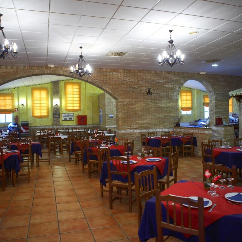 Restaurantes - salones de banquetes - Naves industriales: Servicios de Recosan