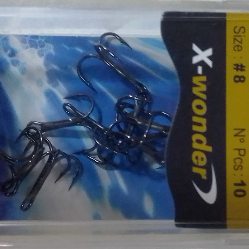 Anzuelo triple X-Wonder: Productos de Gayma Vicedo