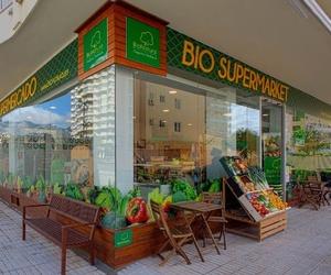 Tienda frutas y verduras ecológicas