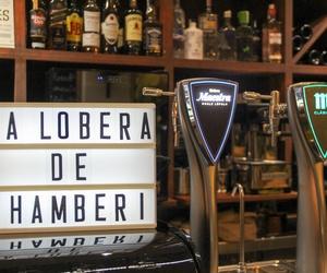 Restaurante vinoteca en Chamberí