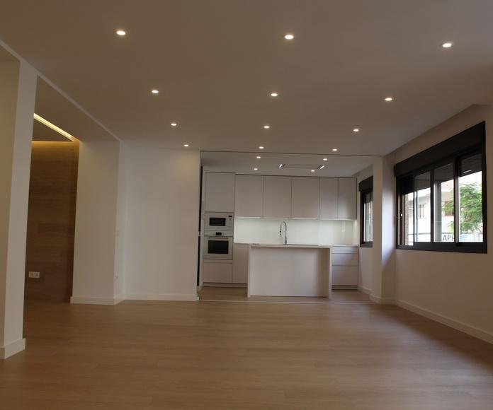 Reforma integral de piso en Santa Cruz de Tenerife: Servicios de AD7 Estudio