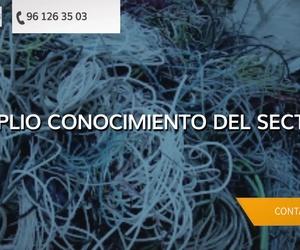 Reciclaje de chatarras en Valencia  | Hierros y Metales Ferrer, S.A.