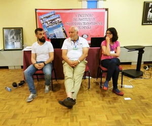 Conferencias sobre psicodrama en Sevilla