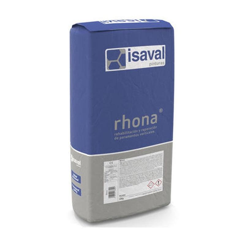 Rhona PT-10 de ISAVAL en almacén de pinturas en ciudad lineal.