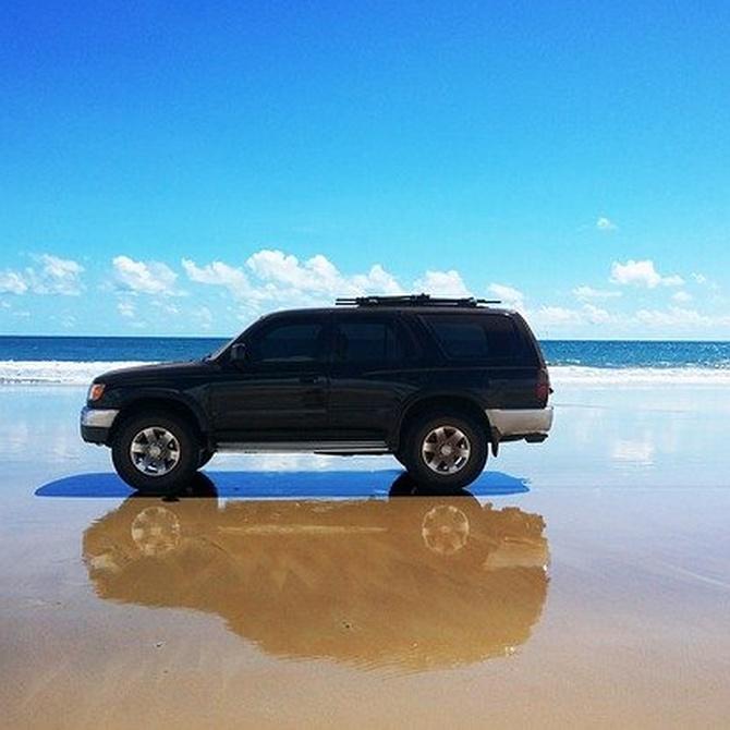 Mejores neumáticos para la arena
