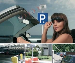 Control de accesos vehículos