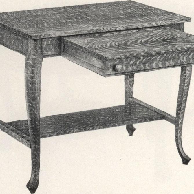 Cómo restaurar un mueble de madera antigua