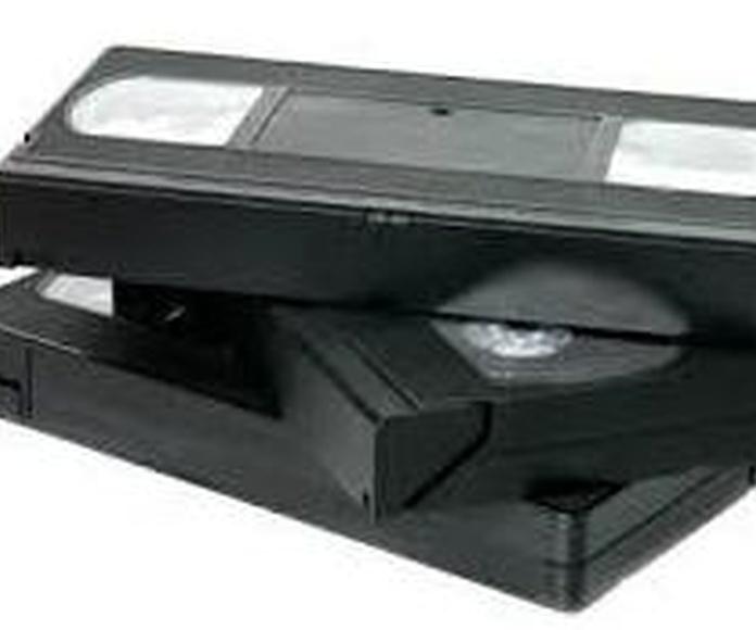 Grabaciones DVD