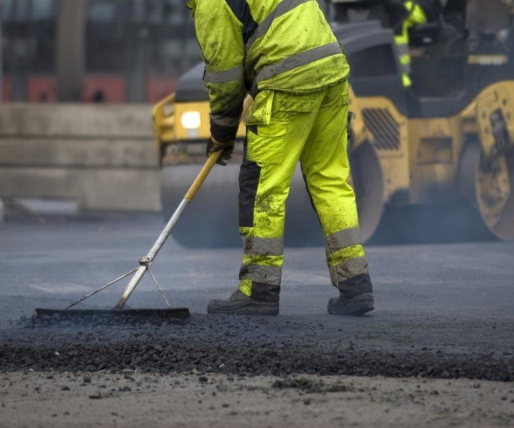 Aplicaciones del asfalto