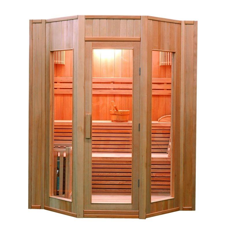 Sauna 4 personas