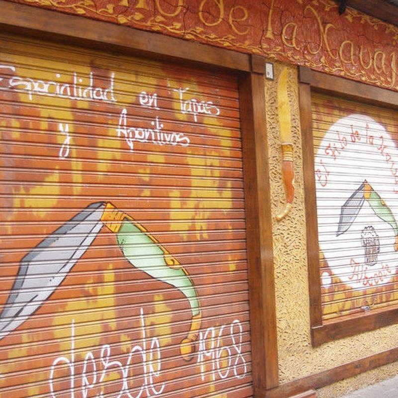 Local: Servicios de El Filo de la Navaja
