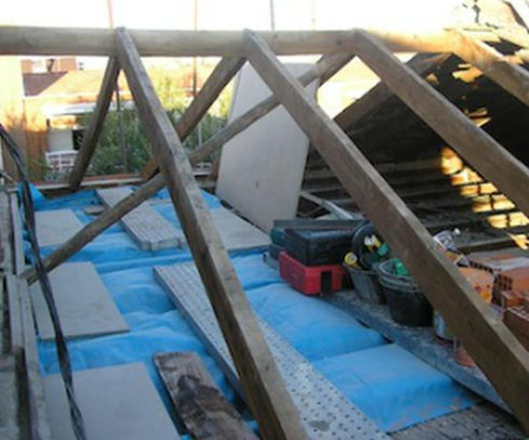 Estructuras y cimentaciones en edificios
