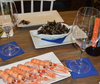 Arroces: Carta of Restaurante La Maroteca