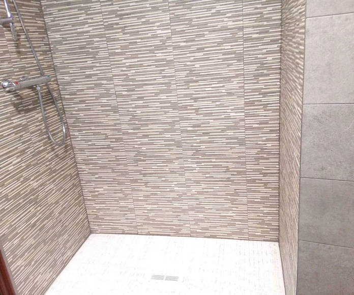 Reformas de baños: Servicios de Tecnove Reformas