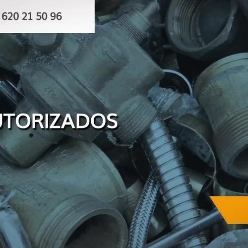 Compra y venta de chatarra en Navarra | Chatarras Marton