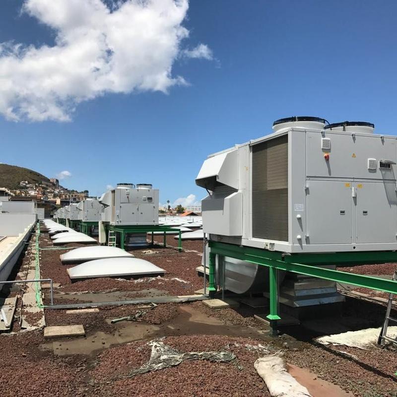 Mantenimientos de equipos de climatización: Servicios de Climac