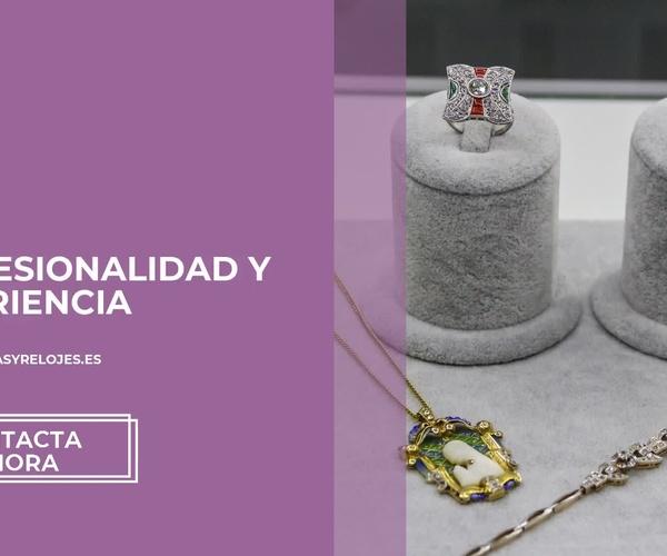 Compraventa de diamantes en Madrid Centro: S & B