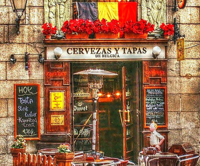 Cervezas y Tapas Belgas