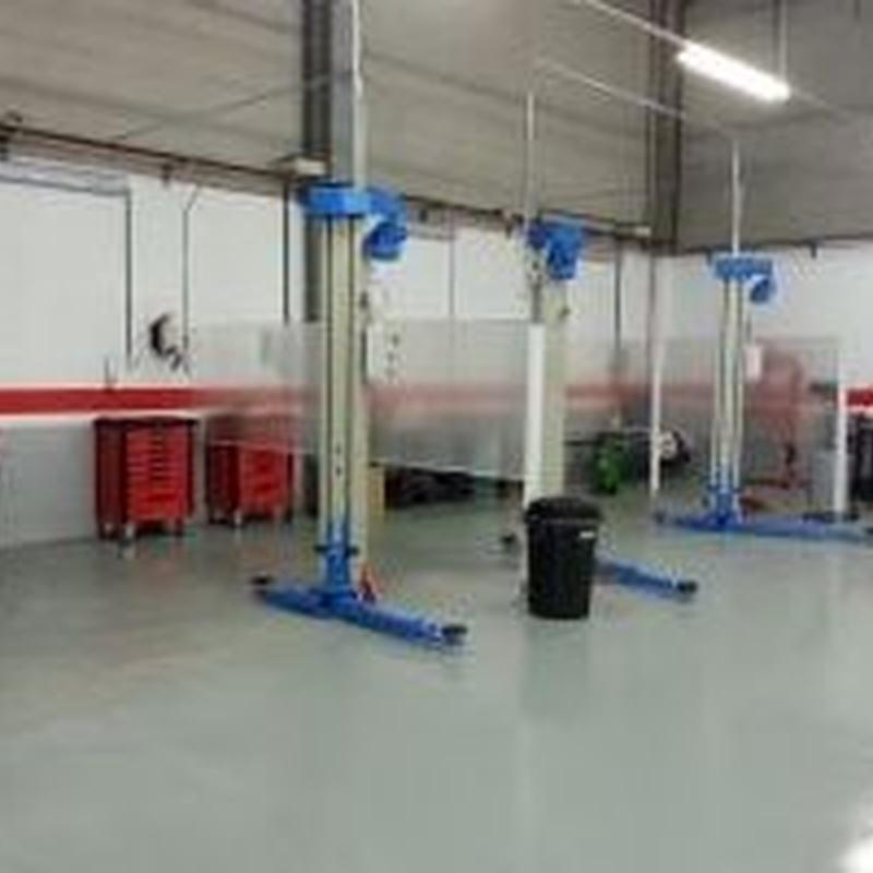 Tarifas boxes: Mantenimiento  de Autobox Sabadell