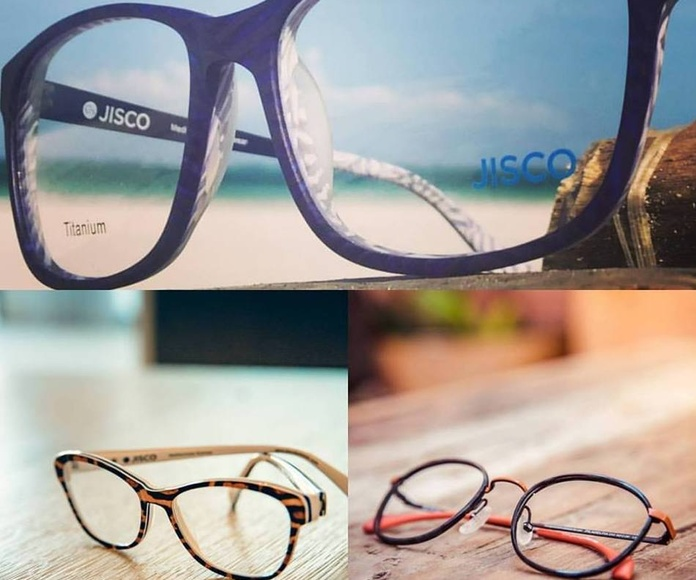 DISTRIBUCIÓN DE JISCO EYEWEAR