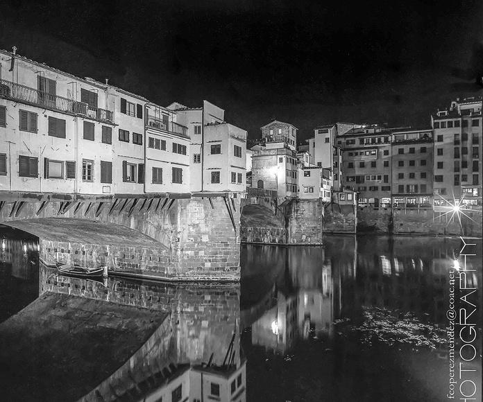 Ponte Vecchio  Arno Florence