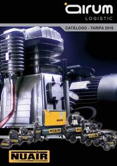 Catálogo-Tarifa 2016 de Aium- Nu Air
