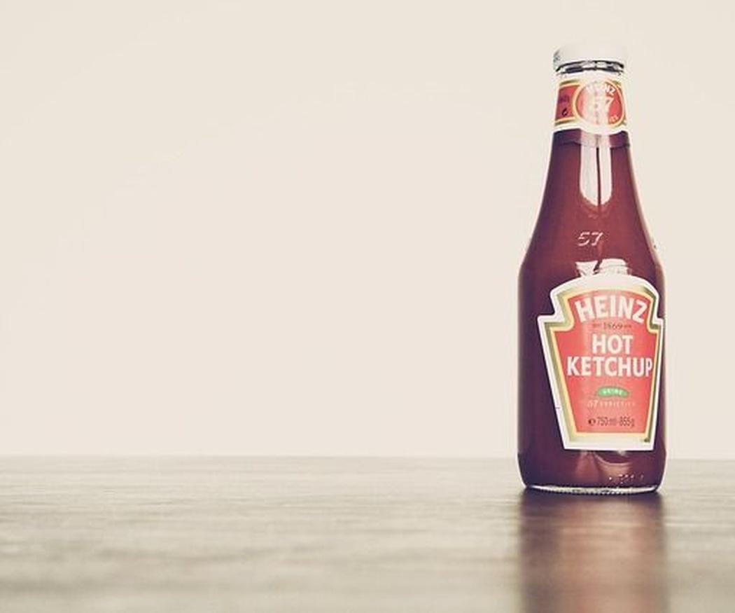 Breve historia del ketchup