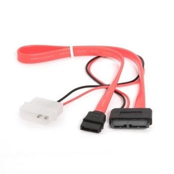 iggual Cable SATA 7pin y SATA SLIMLINE 0,35 Mts : Productos y Servicios de Stylepc