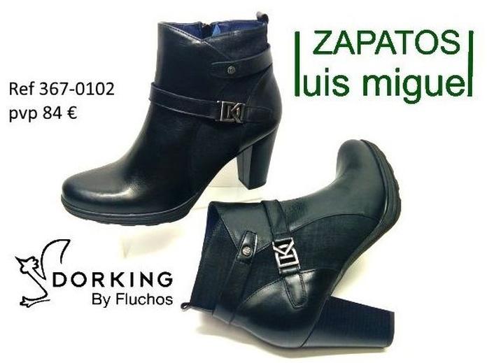 preciosos botines Dorking by Fluchos ( ref 367-0102): Catalogo de productos de Zapatos Luis Miguel