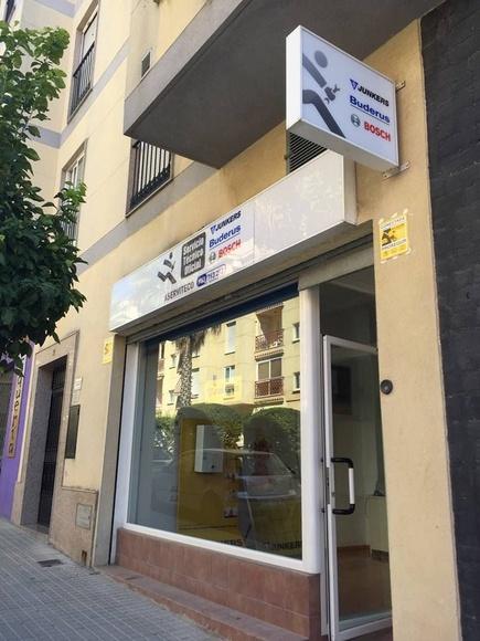 Repuestos Junkers: Productos y servicios de Servicio técnico oficial Junkers Bosch Jaén