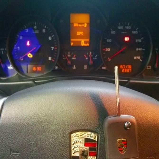 El sistema eléctrico del coche